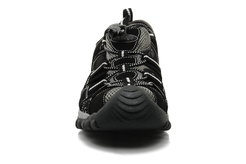 Chaussures de sport I Love Shoes Solamio Noir vue portées chaussures