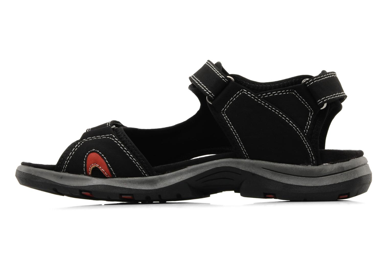 Scarpe sportive I Love Shoes Serceto Nero immagine frontale
