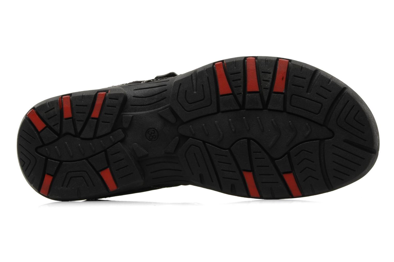 Scarpe sportive I Love Shoes Serceto Nero immagine dall'alto