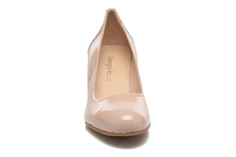 Escarpins Georgia Rose Lorena Beige vue portées chaussures