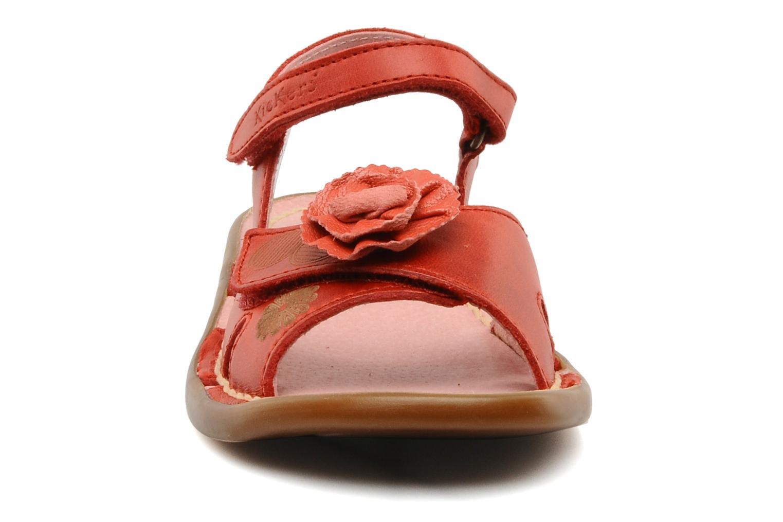 Sandalen Kickers MARJO Rood model