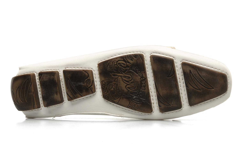 Mocassini Esprit Barabara Loafer Bianco immagine dall'alto