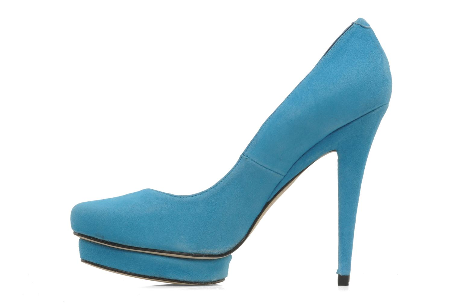High heels Georgia Rose Giselle Blue front view
