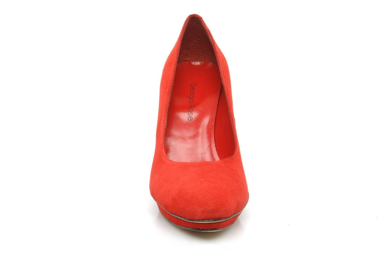 High heels Georgia Rose Gemma Red model view