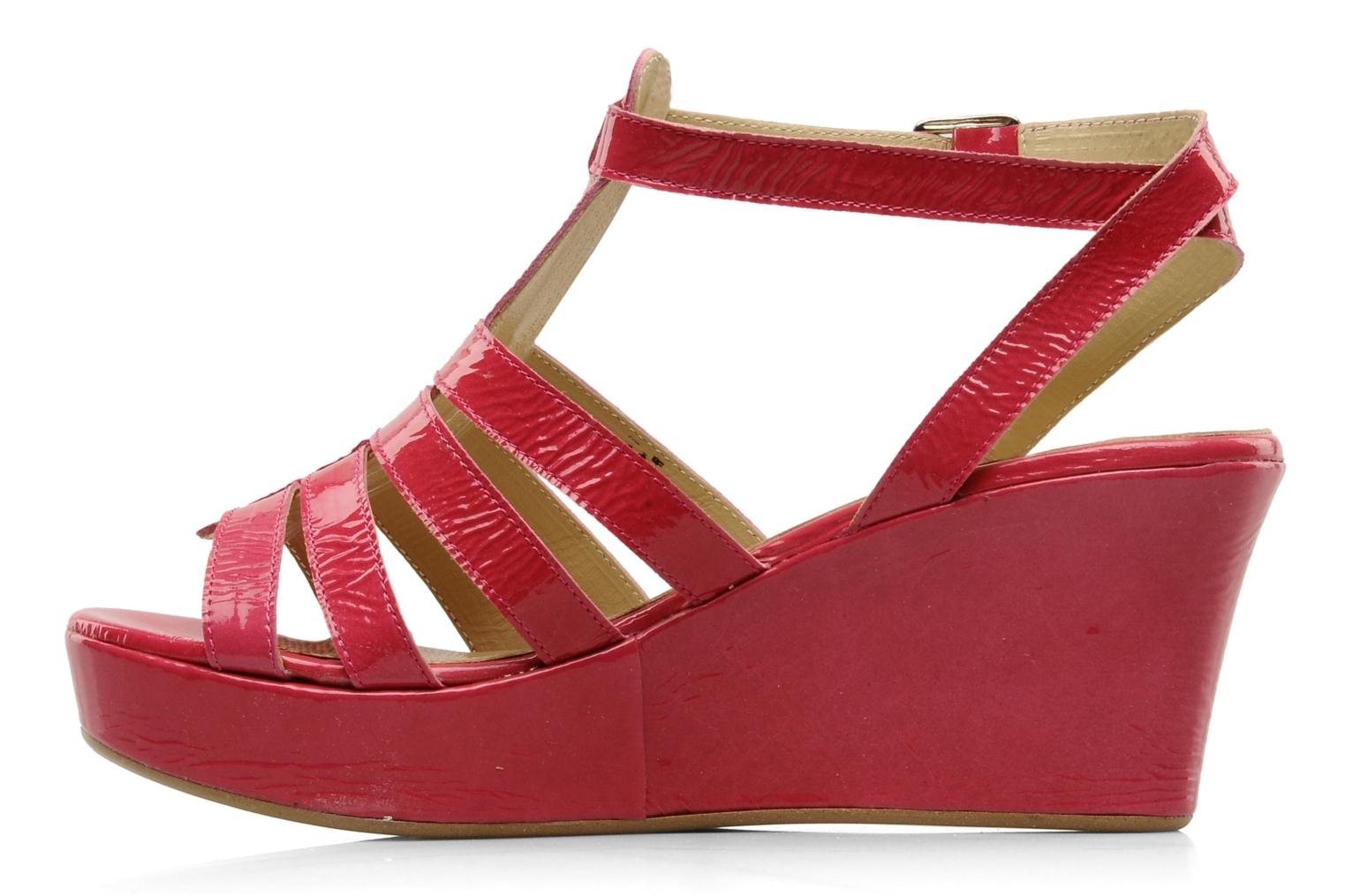 Sandals Georgia Rose Voria Pink front view