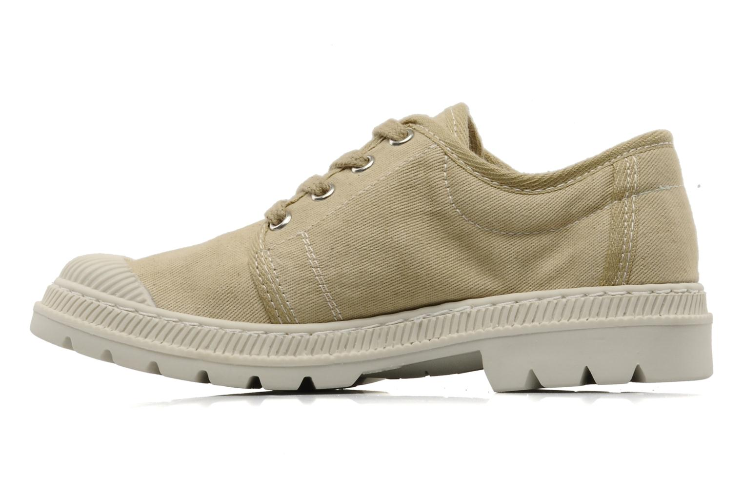 Trainers Pataugas Raid E Beige front view