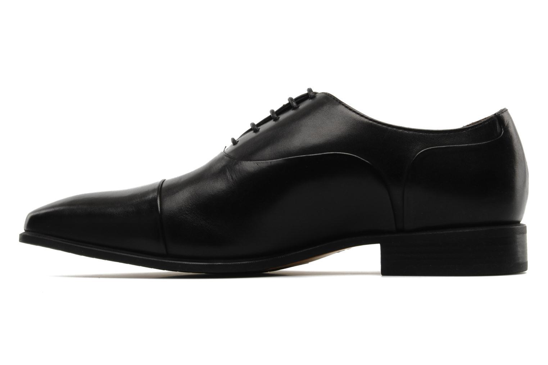 Chaussures à lacets Geox U hight life Q Noir vue face