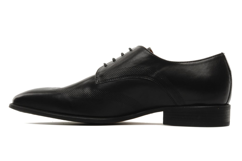 Chaussures à lacets Geox U hight life T Noir vue face