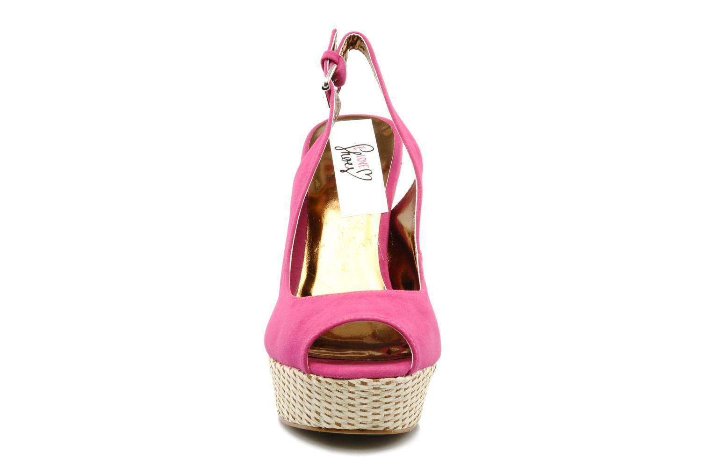 Sandalen I Love Shoes Leia rosa schuhe getragen