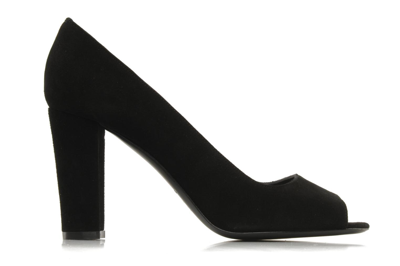 High heels Georgia Rose Selphia Black back view