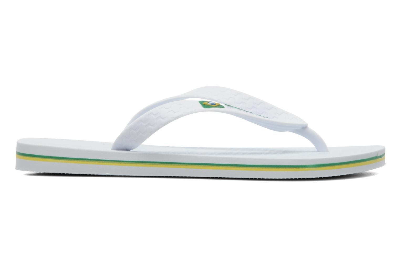 Flip flops Ipanema Classica Brasil II f White back view
