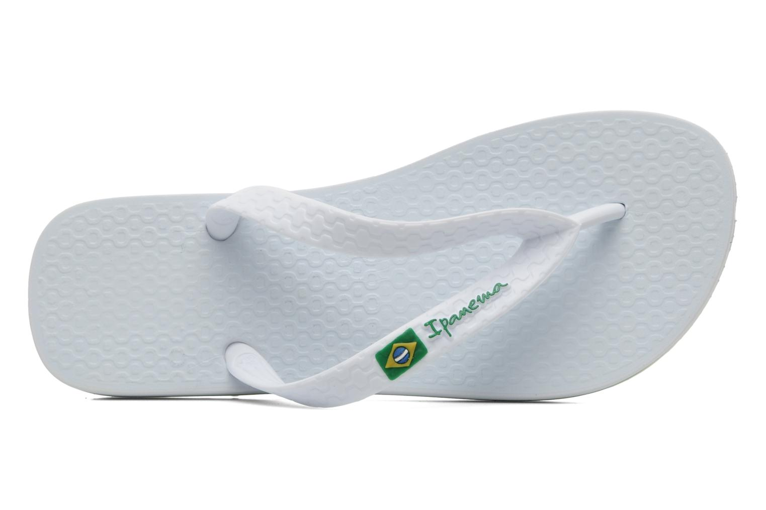 Flip flops Ipanema Classica Brasil II f White view from the left