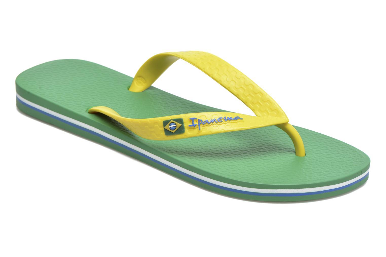Classica Brasil II M Green/yellow