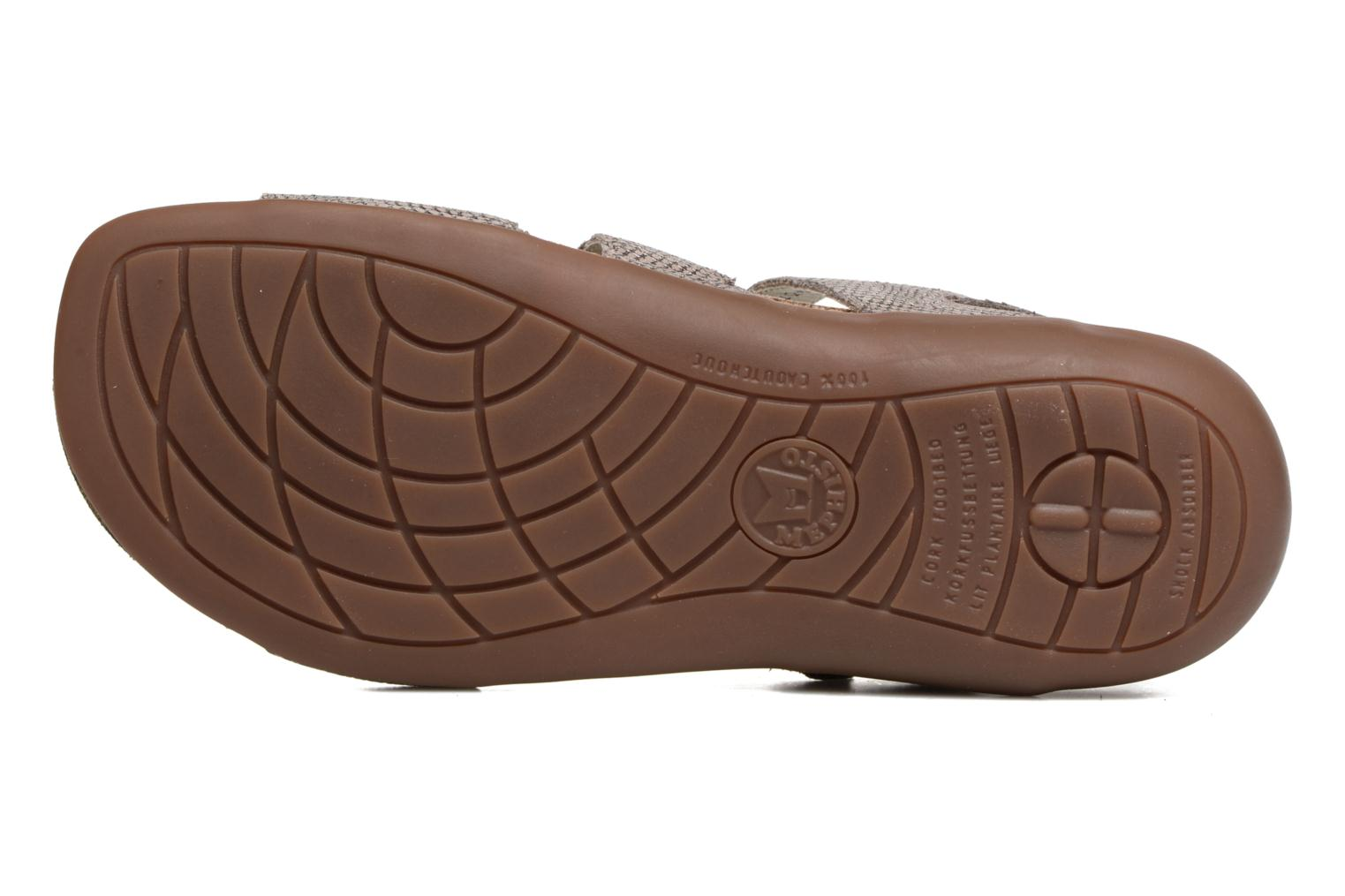 Sandals Mephisto Adelie Beige view from above