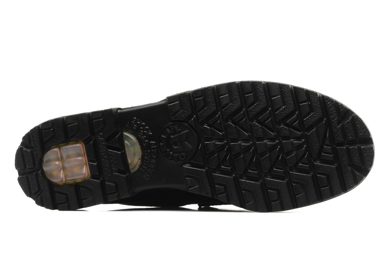 Chaussures à lacets Mephisto Wanda Noir vue haut
