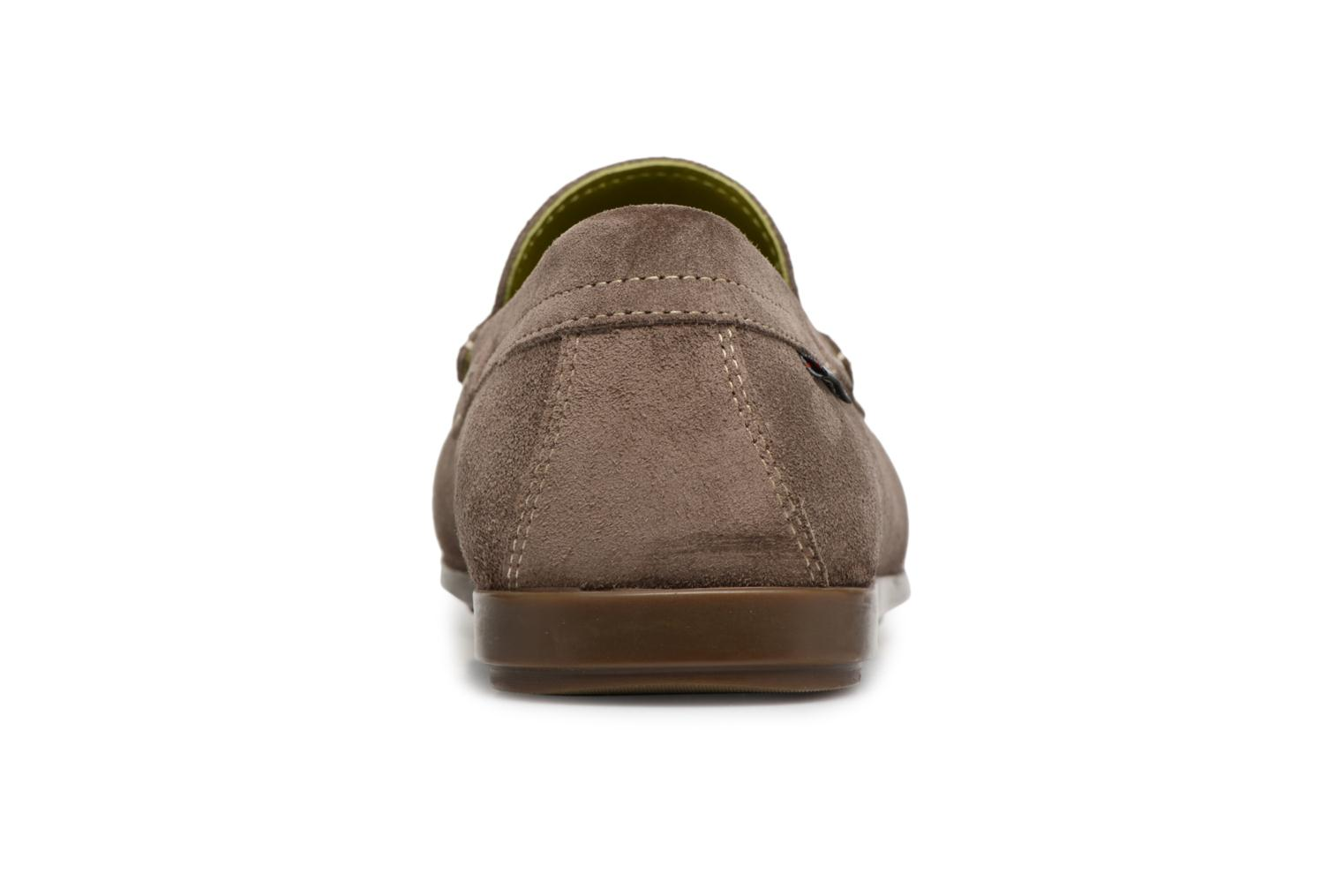Loafers Mephisto Algoras Grey view from the right