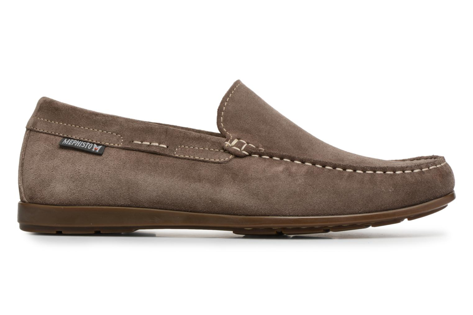 Loafers Mephisto Algoras Grey back view