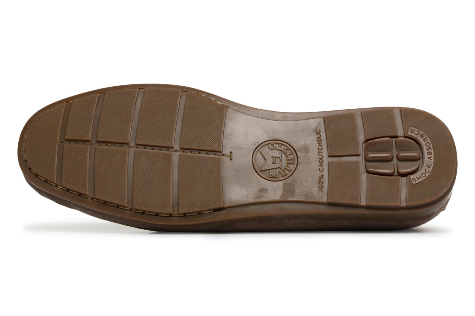 Loafers Mephisto Algoras Grey view from above
