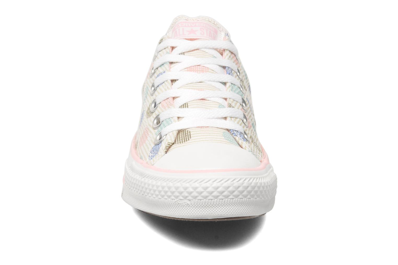 Trainers Converse Chuck Taylor All Star Polka Dot Ox W Multicolor model view