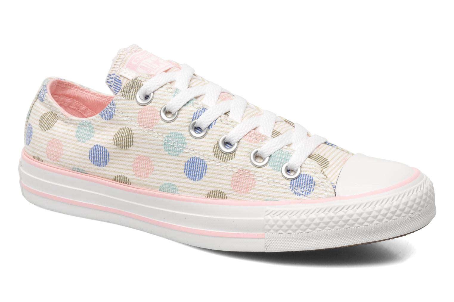 Trainers Converse Chuck Taylor All Star Polka Dot Ox W Multicolor detailed view/ Pair view