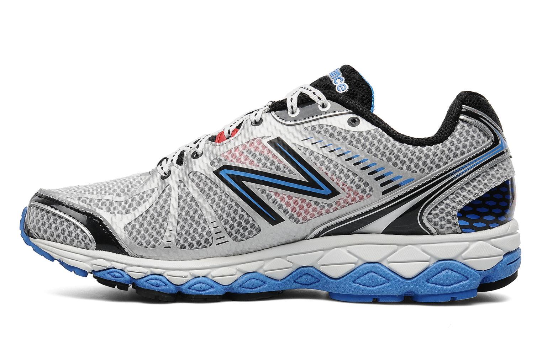 Zapatillas de deporte New Balance M880 Gris vista de frente
