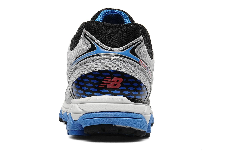 Zapatillas de deporte New Balance M880 Gris vista lateral derecha