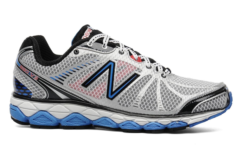 Zapatillas de deporte New Balance M880 Gris vistra trasera