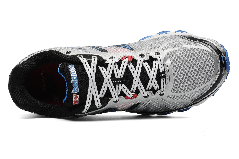 Zapatillas de deporte New Balance M880 Gris vista lateral izquierda