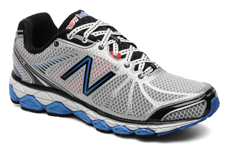 Zapatillas de deporte New Balance M880 Gris vista de detalle / par