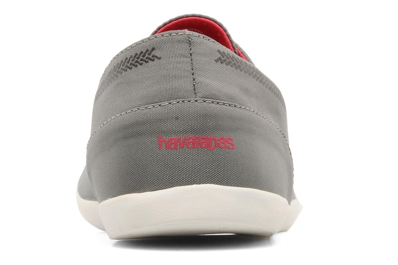 Sneakers Havaianas Essentia Low W Grijs rechts