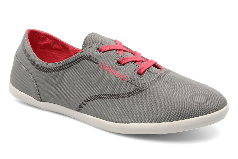 Sneakers Havaianas Essentia Low W Grå detaljeret billede af skoene