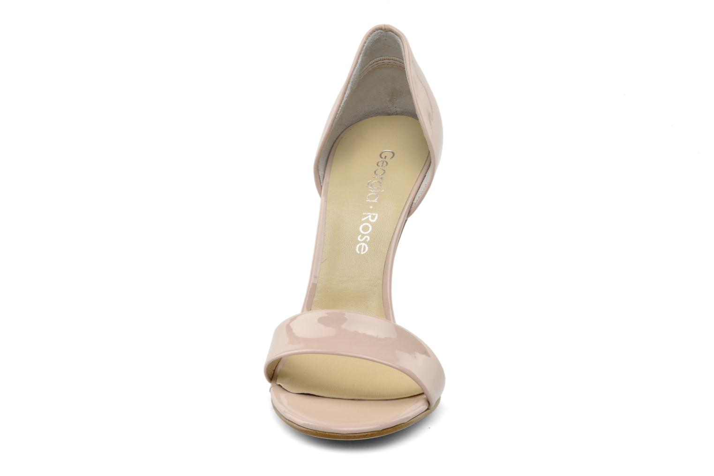 Sandals Georgia Rose Dellia Pink model view