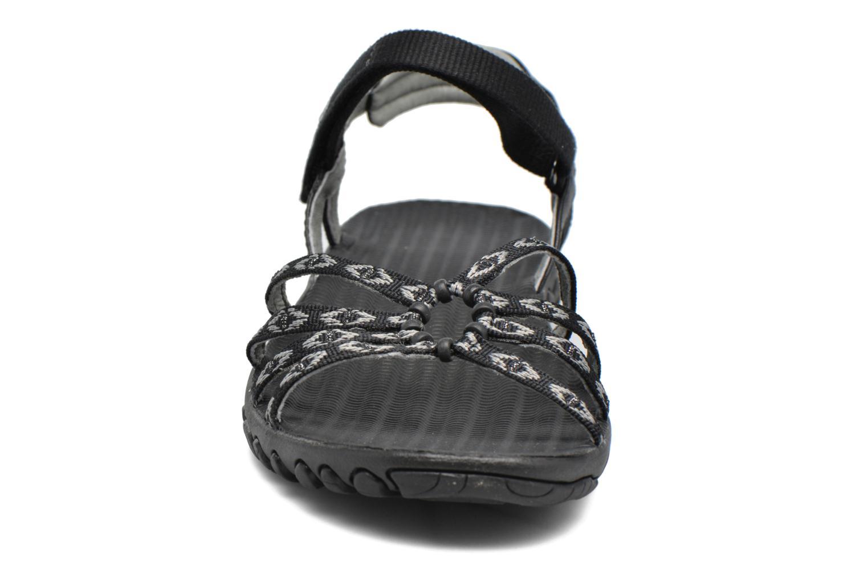 Chaussures de sport Teva Kayenta W Noir vue portées chaussures