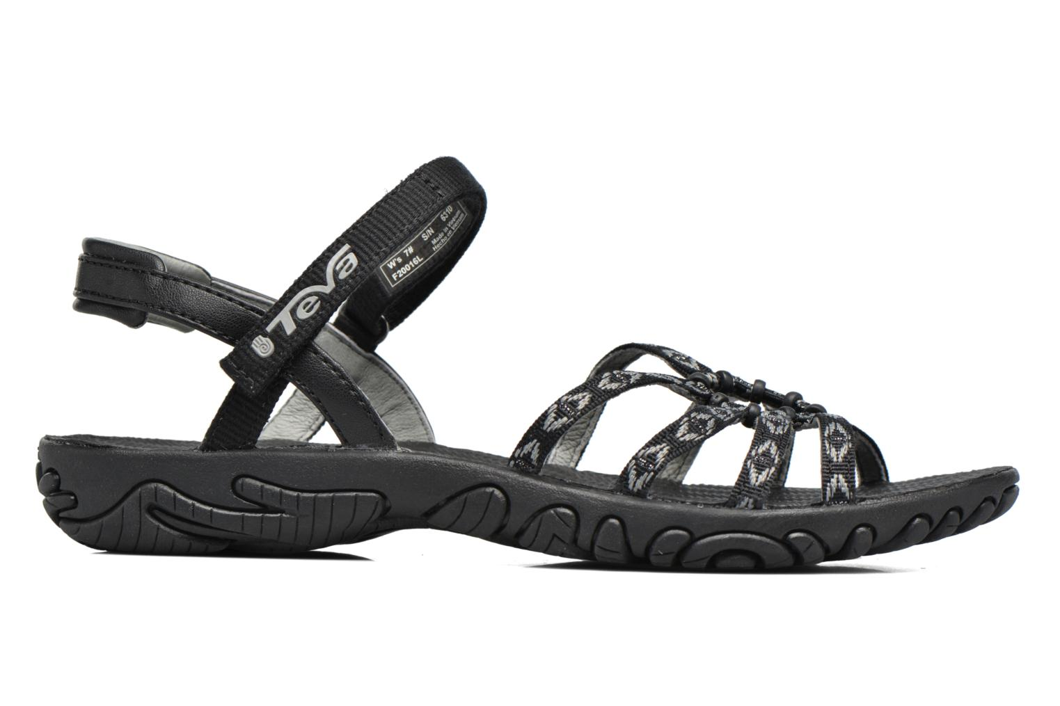 Sport shoes Teva Kayenta W Black back view