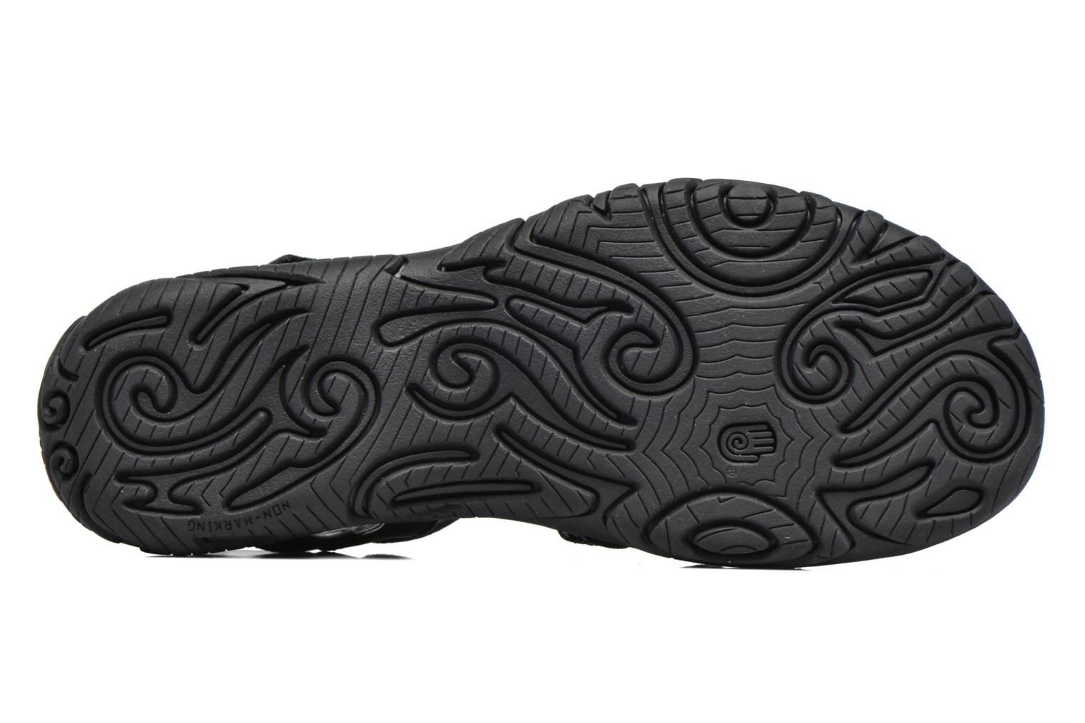 Sport shoes Teva Kayenta W Black view from above