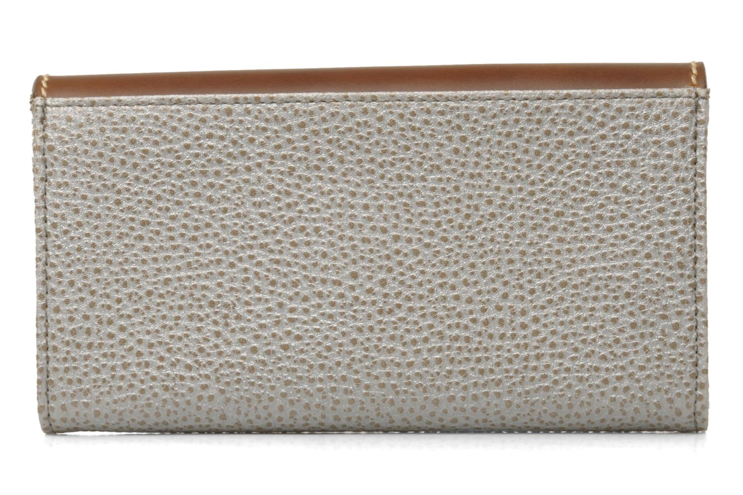 Wallets & cases Paquetage Paco Compagnon Silver front view