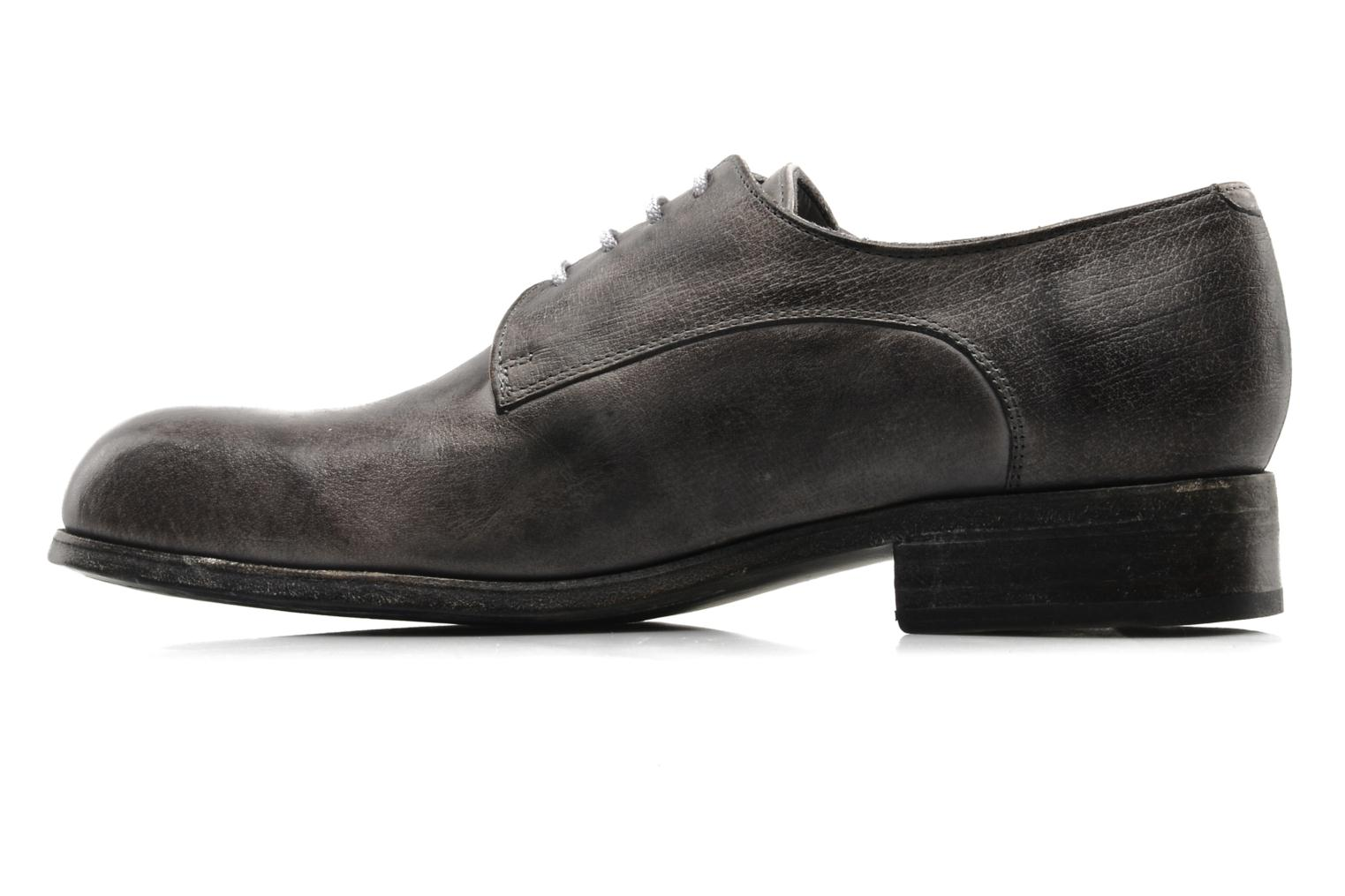 Lace-up shoes Free Lance Azev 4 derby Grey front view