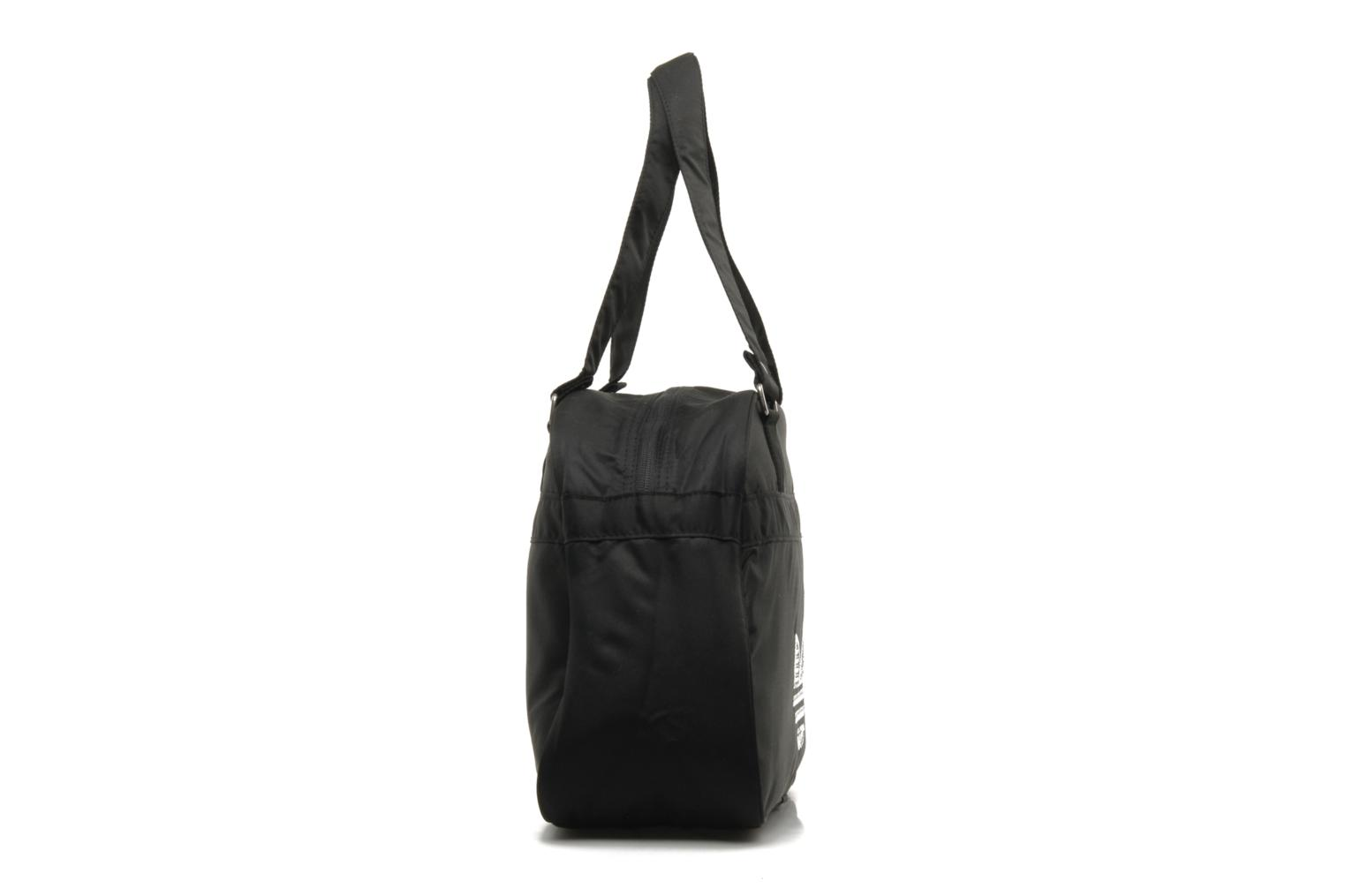 Sports bags Adidas Originals WMN SY BOWLING BAG Black view from the right