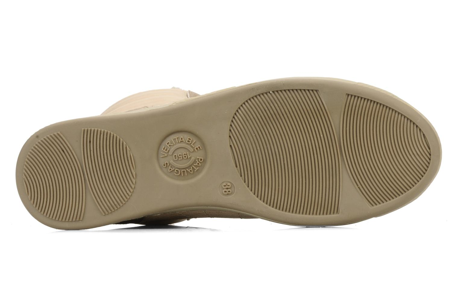 Sneakers Pataugas Janet w Beige se foroven
