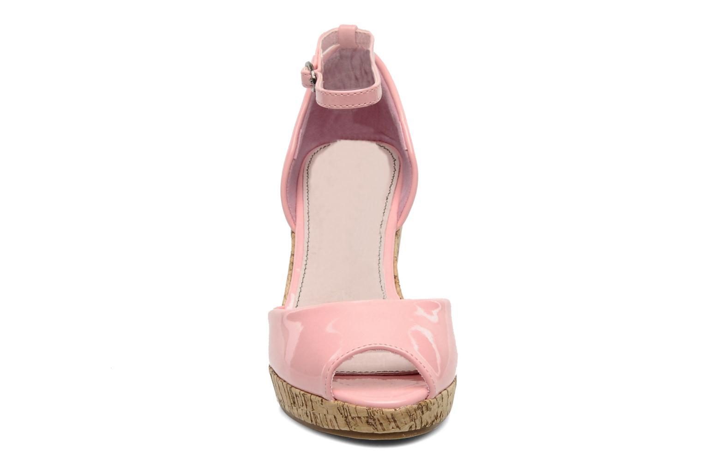 Sandalen Refresh Arue rosa schuhe getragen