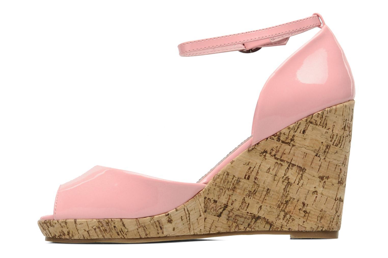 Sandalen Refresh Arue rosa ansicht von vorne
