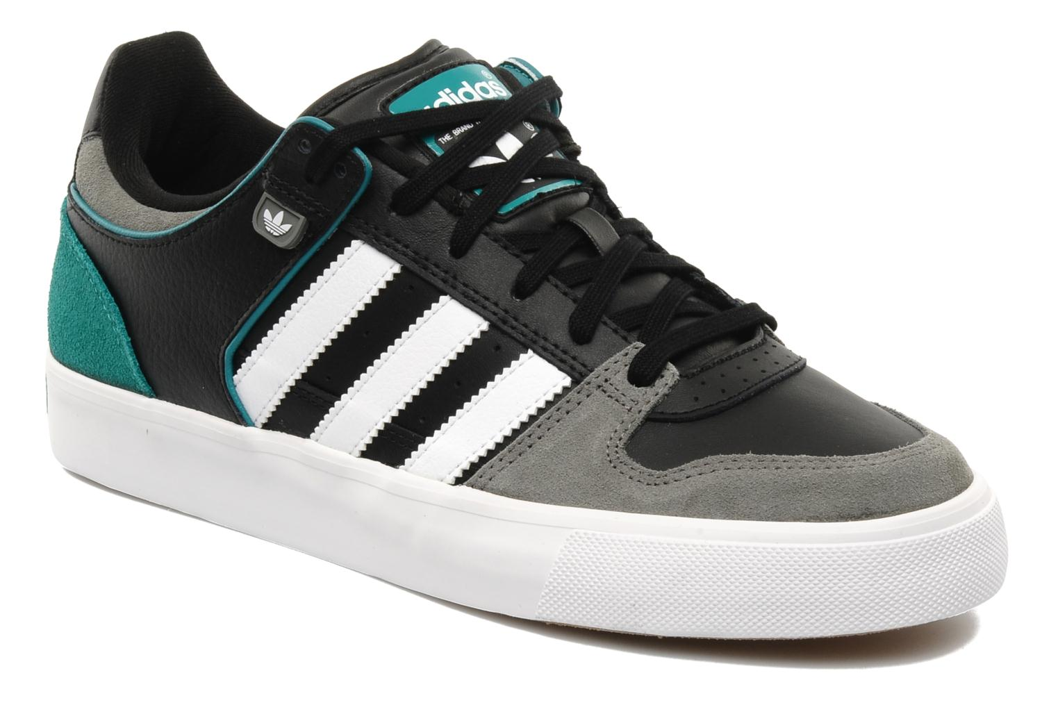 Culver Vulc Black 1 - Running White Ftw - Collegiate Aqua