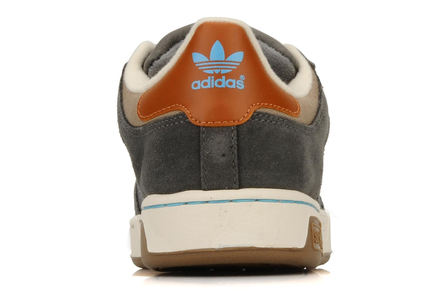 Trainers Adidas Originals Varial J Grey view from the right