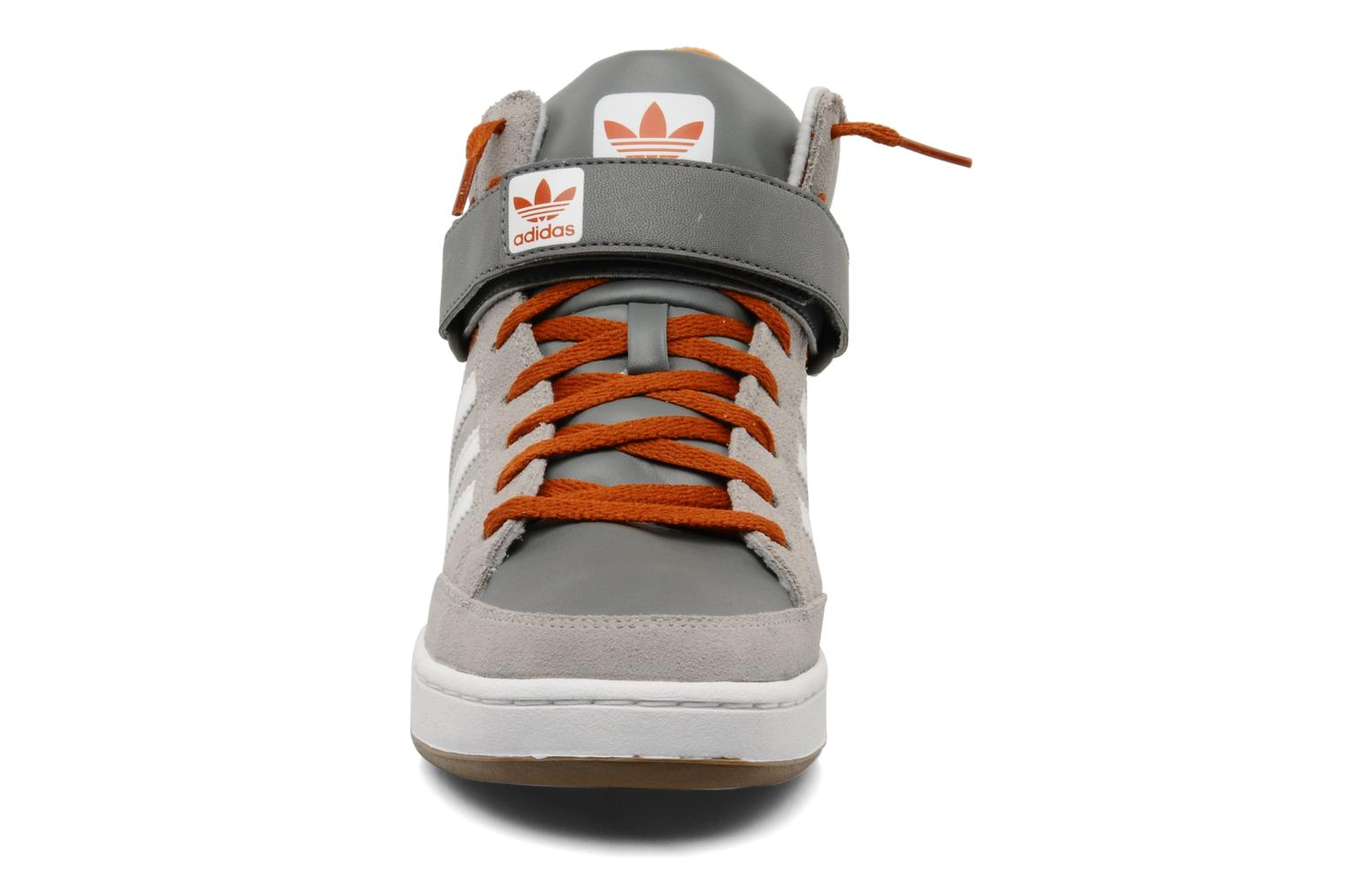 Trainers Adidas Originals Varial Mid St J Grey model view
