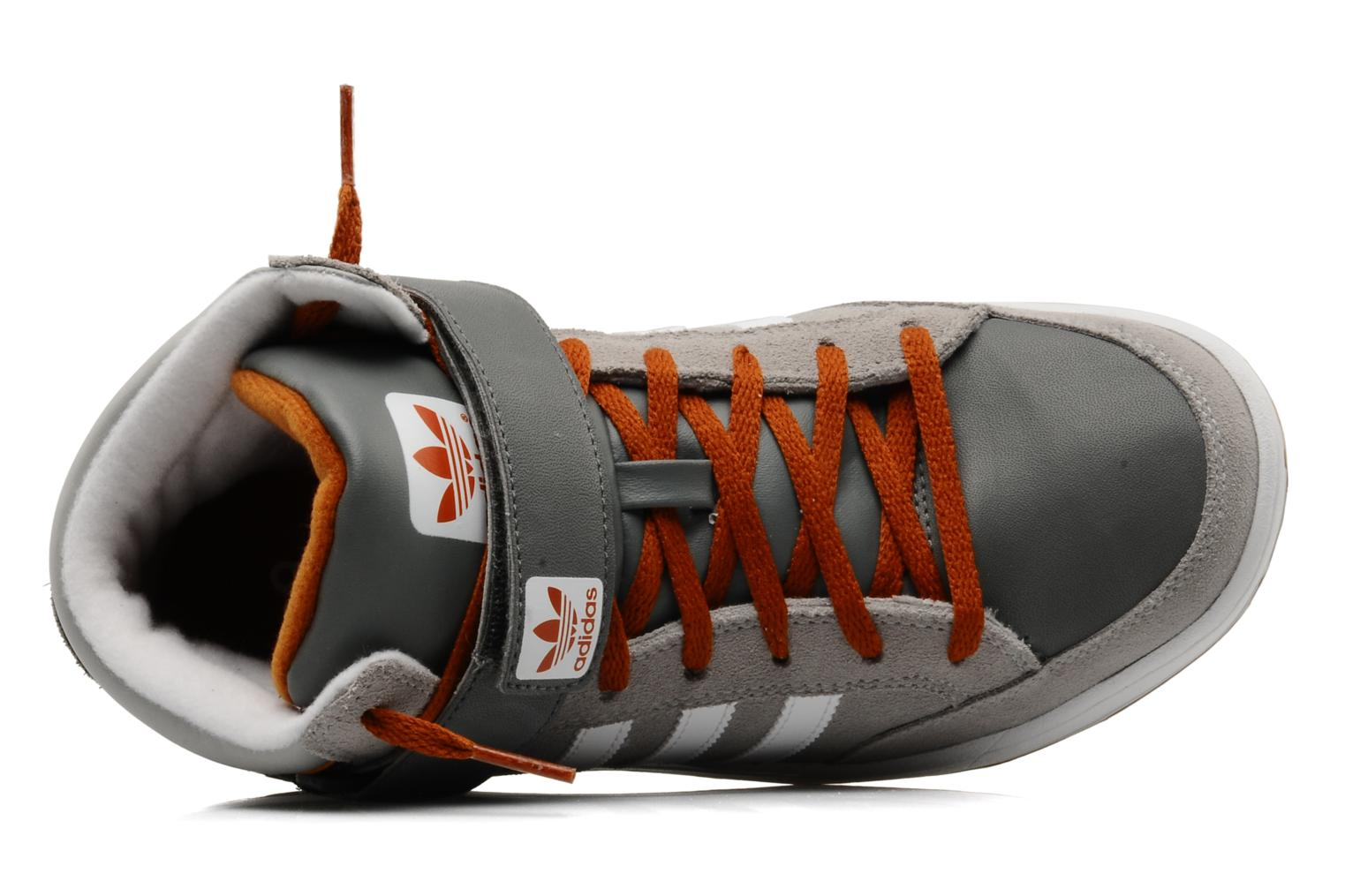 Trainers Adidas Originals Varial Mid St J Grey view from the left