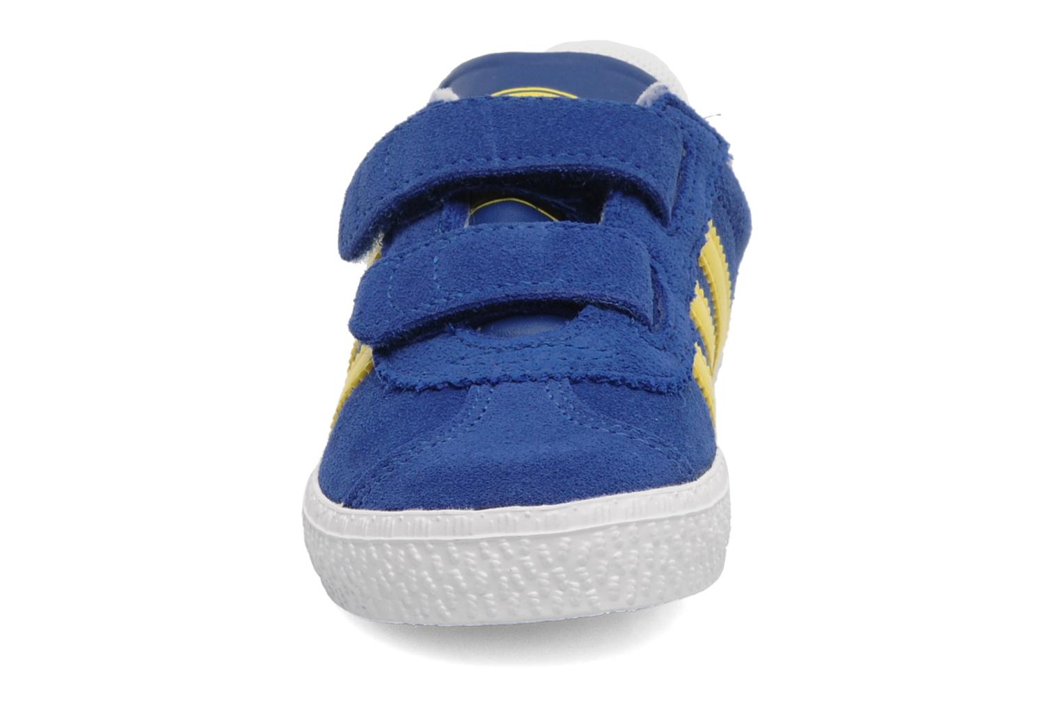 Sneakers Adidas Originals Gazelle 2 CF I Blauw model
