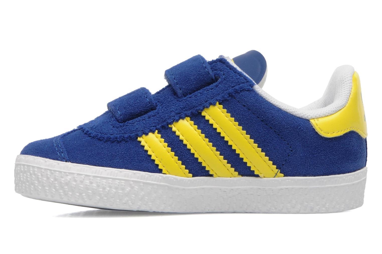 Sneakers Adidas Originals Gazelle 2 CF I Blauw voorkant