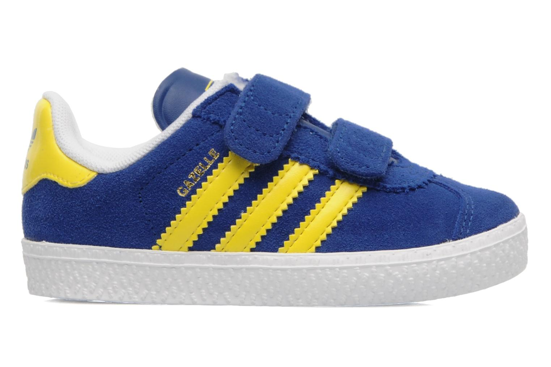 Sneakers Adidas Originals Gazelle 2 CF I Blauw achterkant