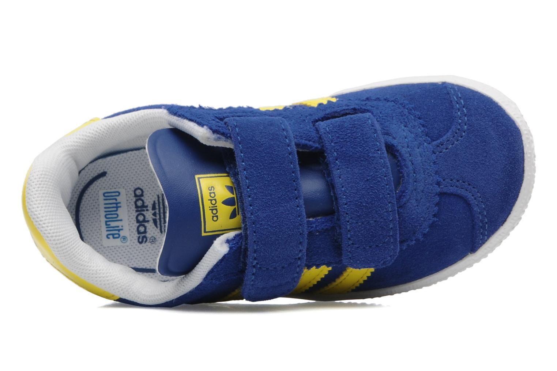 Sneakers Adidas Originals Gazelle 2 CF I Blauw links