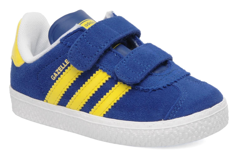 Sneakers Adidas Originals Gazelle 2 CF I Blauw detail
